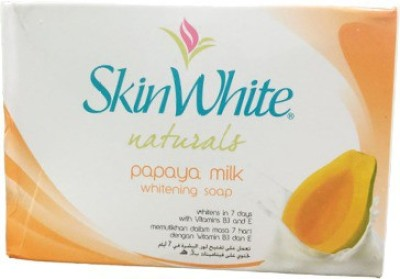 Skin White Naturals Papaya Milk Whitening Soap