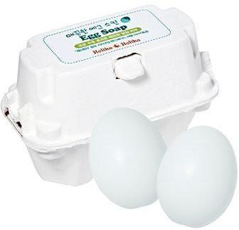 Holika Holika Egg Soap White X2(50 g)