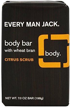 Every Man Jack - Body Bar Citrus Scrub 1 bar soap(198 g)
