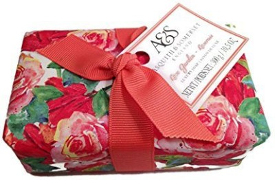 Asquith & Somerset ROSE GARDEN Perfumed Bath Soap Gift Wrapped imported from England