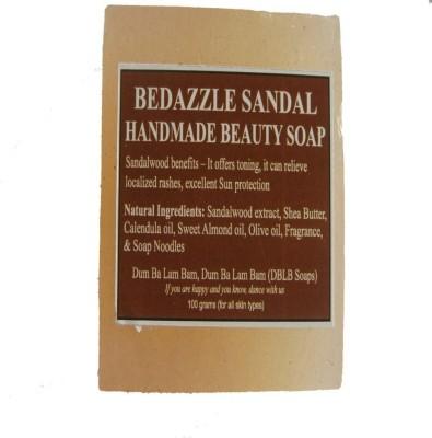 DBLB Bedazzle Sandal Handmade Natural Soap