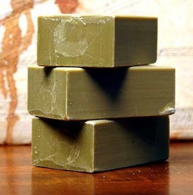 Olive Oil Soaps of the World Greek Soap - Olive Oil Soap from Greece (1 bar)