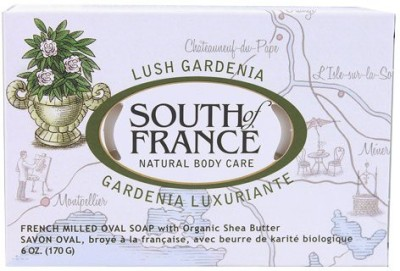 South Of France Milled Bar Soap Gardenia