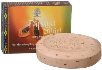 madina Papaya Soap Bar