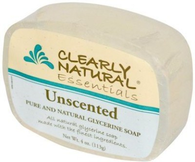 Clearly Natural Glycerine Soap (Unscented)