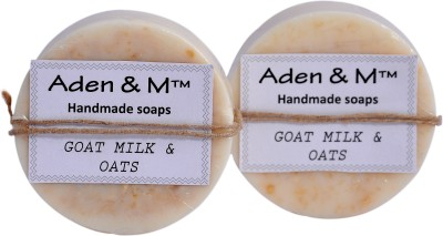Aden & M Goat MIlk & Oats - Pack of 2