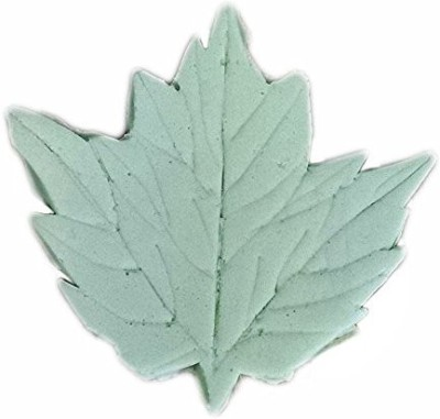 Balsam Fir Needle Soap Small Maple Shapped Shea Butter And Aloe, Balsam Fir Need Bath Soap. Great Aromatherapy(70.85 g)