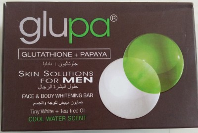 Glupa Skin Whitening Soap