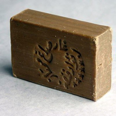 Olive Oil Soaps of the World Syrian Soap - Olive Oil Soap from Mesopotamia(1 bar)