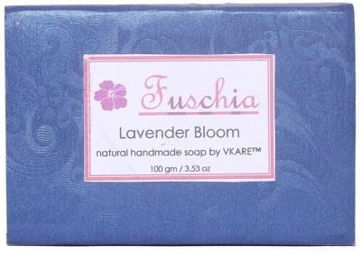 Fuschia Lavender Bloom