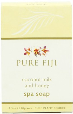 Pure Fiji Spa Soap (Coconut Milk & Honey)