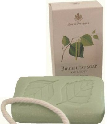 Victoria's Secret R.S. Swedish Birch Leaf Soap on a Rope