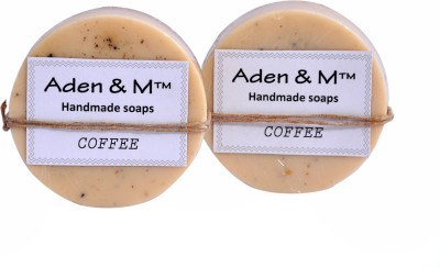 Aden & M Goat Milk & Coffee - Pack of 2