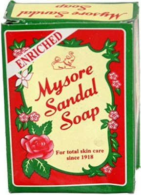 Mysore Sandal Soap s Pack of 10 (Bars)