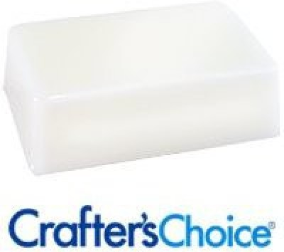 Crafter's Choice Melt and Pour Soap Base - Low Sweat Shea Butter