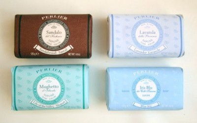 Perlier Set of 4 Scented Soaps () * BOX OF 4 * [ Italian Import ]