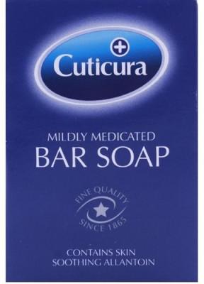 Cuticura Milky Medicated Bar Soap