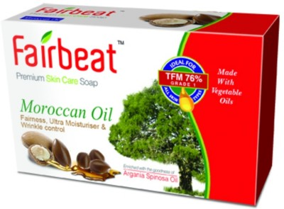 Fairbeat Morrocan Soap- Enriched With Argan Oil