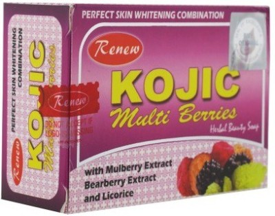 Renew Kojic Multi Berries Herbal Beauty Soap