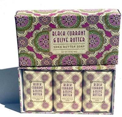 Greenwich Bay Trading Company Spa Soap Set by Greenwich Bay Trading Co. Individually Wrapped 3 in Gift Box