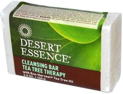 Desert Essence Bar Soap Tea Tree Therapy