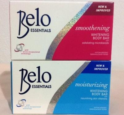 Belo Essentials Whitening Body Bar 2(set of 2)