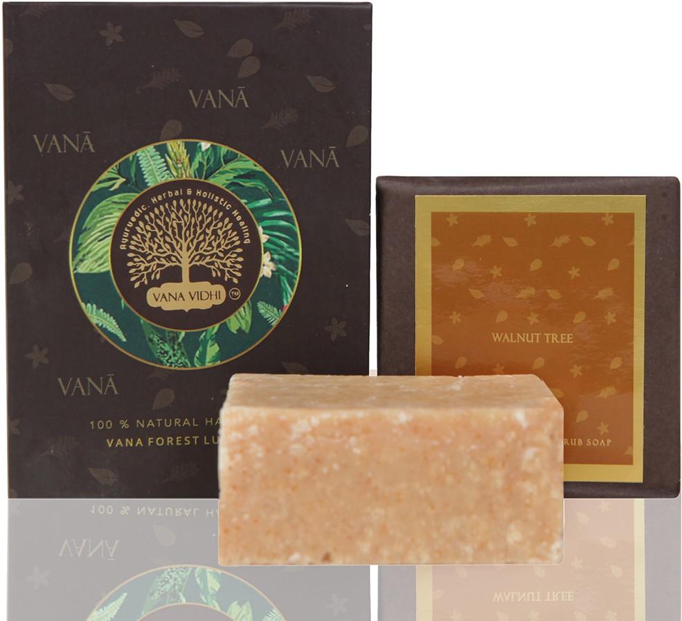 VANA VIDHI Walnut Tree Luxurious Cleanser(100 g)