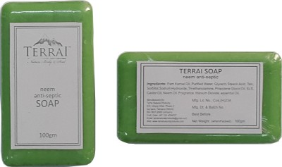 Terrai Natural Products Neem Soap