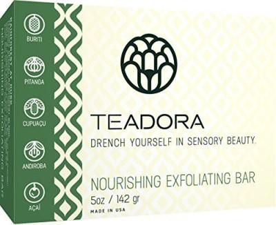 Teadora Exfoliating Bar - Rainforest At Dusk
