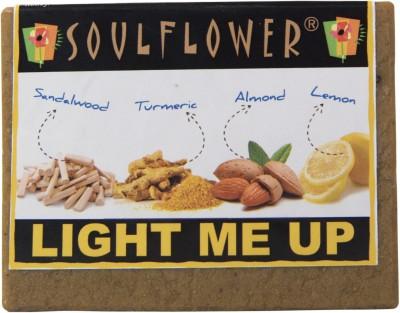 Soulflower Light Me Up Soap