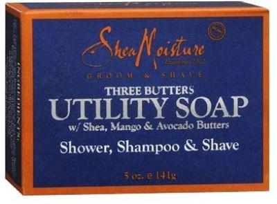 Shea Moisture Men's Utility Soap