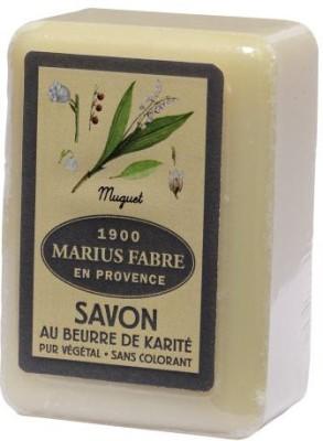 Marius Fabre Savon de Marseille Soap Lily of the Valley Bar
