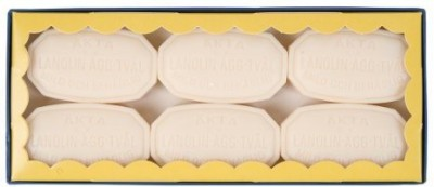 Victoria's Secret Lanolin-Agg-Tval Eggwhite Facial Care Soap 6