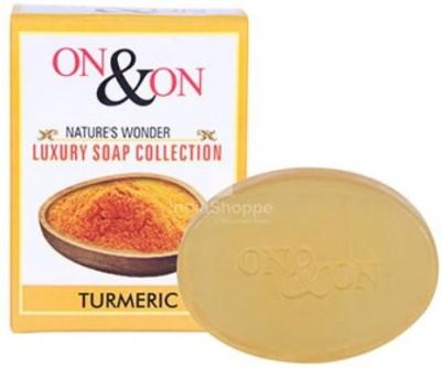 ON & ON Luxury Turmeric Soap