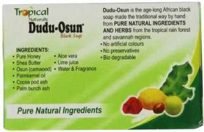 Dudu-osun AfricanBlack Soap (100% Pure)