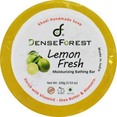 Dense Forest Lemon Fresh Khadi Handmade Soap