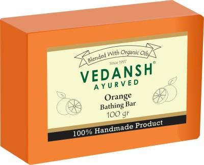 Vedansh Orange Bathing Bar