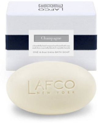 Lafco Champagne Bath Soap soap bar by