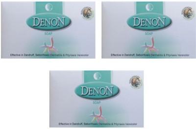Denon Ketoconzole soap