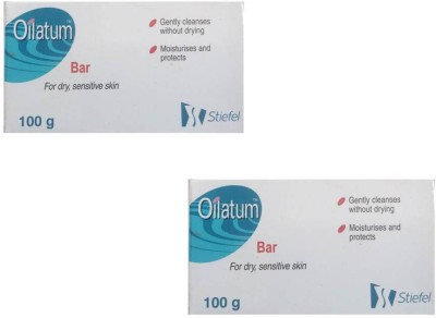 Stiefel Oilatum Bar Soap