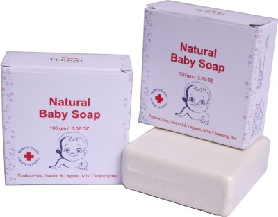 Terrai Natural Products Natural Baby Soap