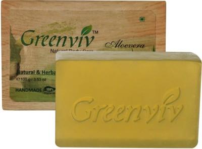 Greenviv Natural Aloe-vera Soap