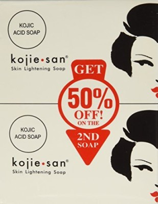 Kojie San Skin Lightening Soap 4-Pack