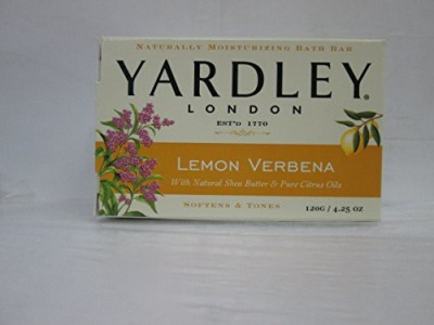 Yardley with Shea Butter Bar Soap (4-pack)