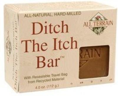 All Terrain Ditch The Itch Bar Soap- 6 per case.