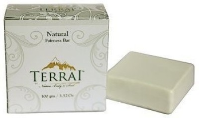 Terrai Natural Products Fairness Bar