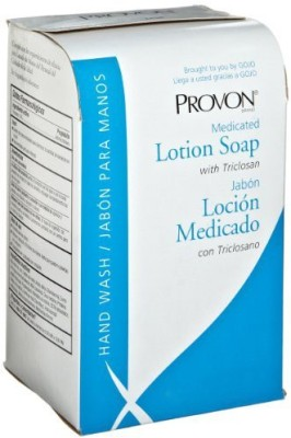 Provon 2158-08 NXT Medicated Lotion Soap with Triclosan (Case of 8)(1000 ml)