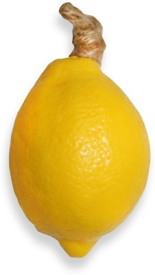 LABOTE Lemon Fruit Shaped Soap