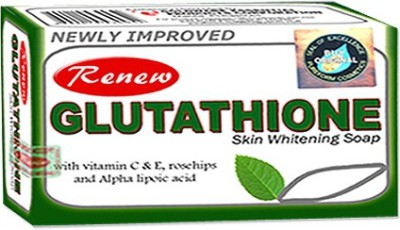 Renew Glutathione Soap Skin Whitening & Fairness Soap(135 g)