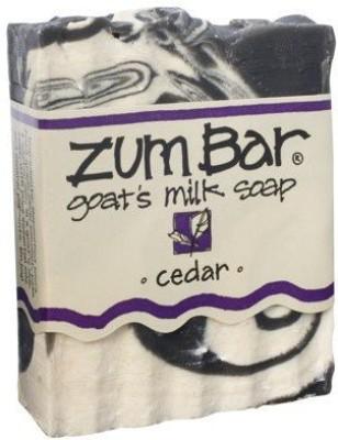 Indigo Wild - Zum Cedar All Natural Goat Milk Soap - 1 Bar
